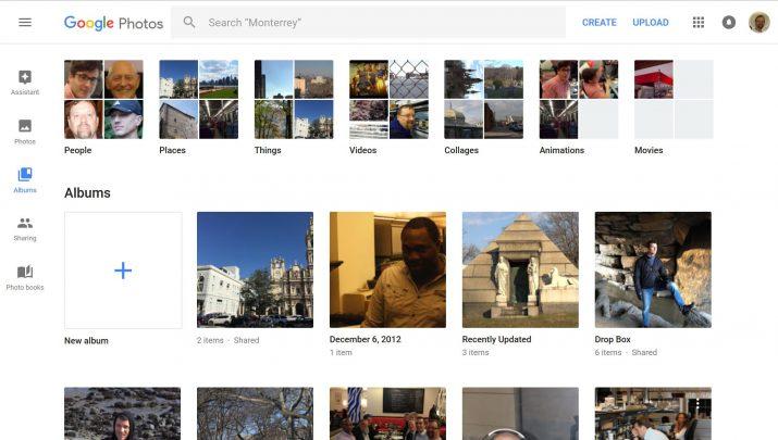 Google Photos لماذا يعد الأفضل لعرض صورك و الإحتفاظ بها 2