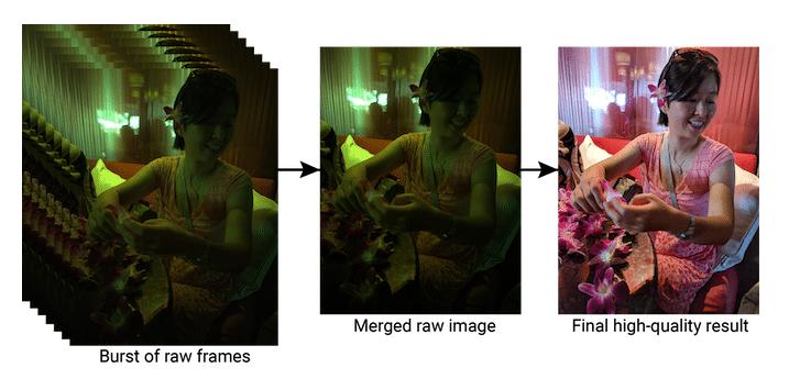 5 مميزات تجعل كاميرا جوجل Pixel أفضل كاميرا هواتف 2
