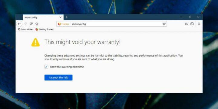 كيف تعطل الـ Autoplay في متصفح فايرفوكس 2