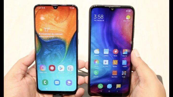 مقارنة تفصيلية بين جهازي Galaxy A30 و Redmi note 7 ايهما افضل ؟ 1
