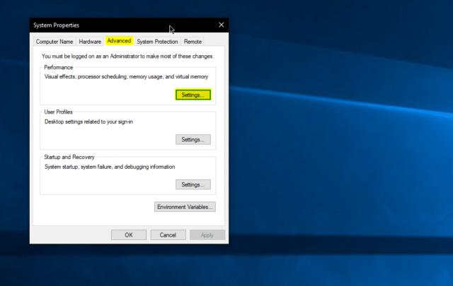 كيف تزيد من سرعة وأداء ويندوز Windows 10 بطرق بسيطة وسهلة 3