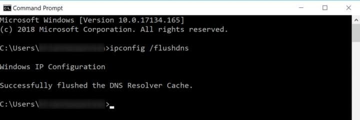 حل مشكلة dns_probe_finished_nxdomain في مختلف المتصفحات 7