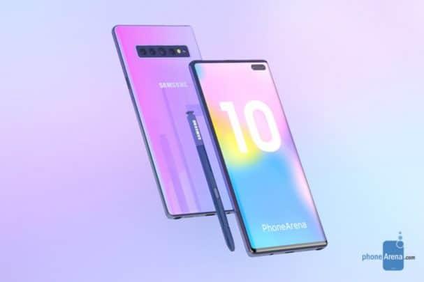 تسريب سعر Galaxy Note 10 القادم والذي سوف يبدأ من 1000 يورو 1