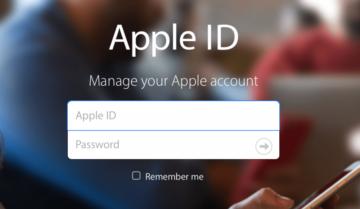 كيفية إعادة Apple ID بعد أن نسيت الرمز السري 9