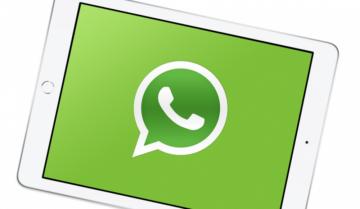 أخيرا Whatsapp على iPad بشكل رسمي مدعوم بالكامل 5