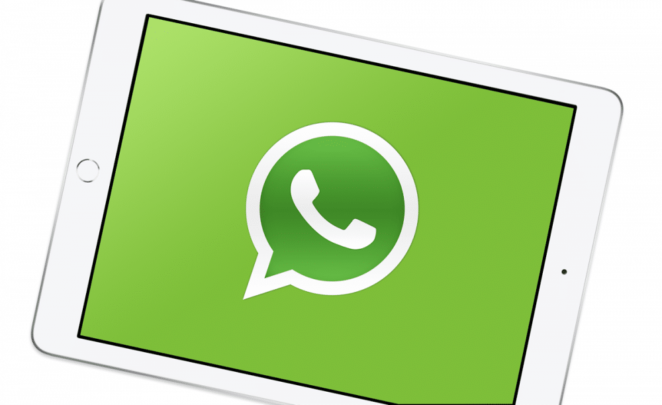 أخيرا Whatsapp على iPad بشكل رسمي مدعوم بالكامل 1