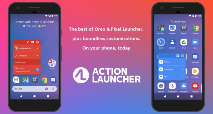 افضل تطبيقات Launcher لأجهزة Android و ماذا يميز كل منهم 2