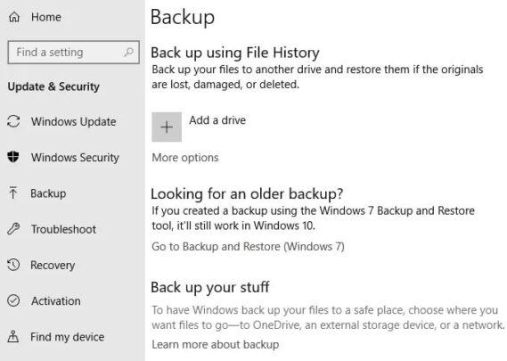 طريقة إزالة البيانات نهائياً من القرص الصلب Hard Disk تمهيداً لبيعه 2