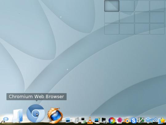 أقل توزيعات لينكس Linux في المساحة 3