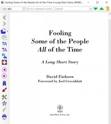 قراءة PDF والكتب الإلكترونية