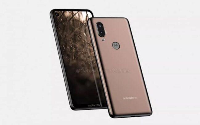 اربع هواتف Motorola One للأسواق المتوسطة 1