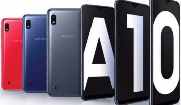 إنطلاق Galaxy A10 رسمياً في مصر بسعر منافس 4