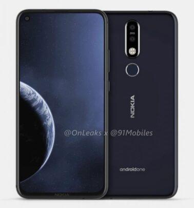 تسريب جديد عن مواصفات Nokia X71 1