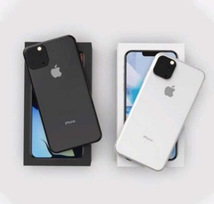 تسريب يظهر شكل كاميرات iPhone XI 3
