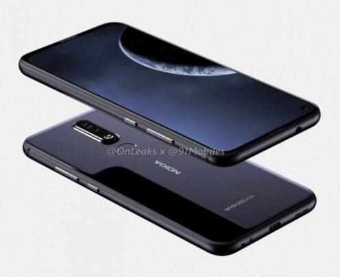 تسريب جديد عن مواصفات Nokia X71 2