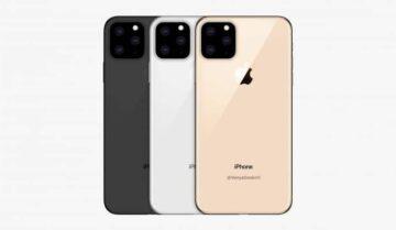 تسريب يظهر شكل كاميرات iPhone XI 5