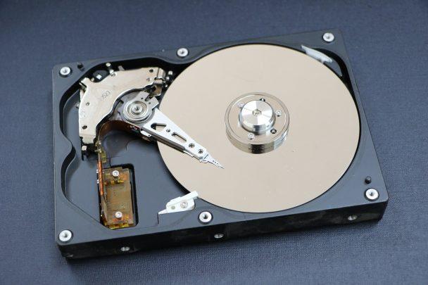 طريقة إزالة البيانات نهائياً من القرص الصلب Hard Disk تمهيداً لبيعه 1