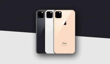 تسريب جديد عن iPhone 2019 الجديد وتأكيد على وجود كاميرا ثلاثية 5