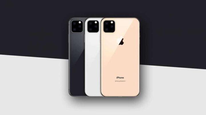 تسريب جديد عن iPhone 2019 الجديد وتأكيد على وجود كاميرا ثلاثية 1