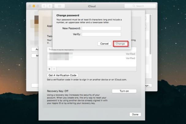 كيفية إعادة Apple ID بعد أن نسيت الرمز السري 7