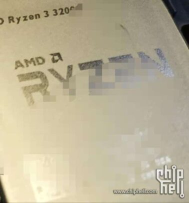 تسريب صور جديدة و مواصفات معالج Ryzen 3200G 1