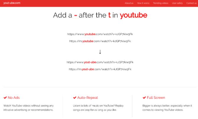 5 مواقع ستغير تجربة اليوتيوب بشكل كامل 4