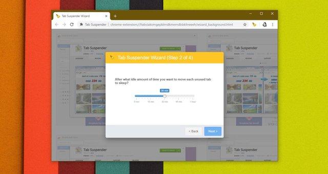 تقليل استهلاك جوجل كروم للرام الخاصة بجهازك وجعله أسرع 3