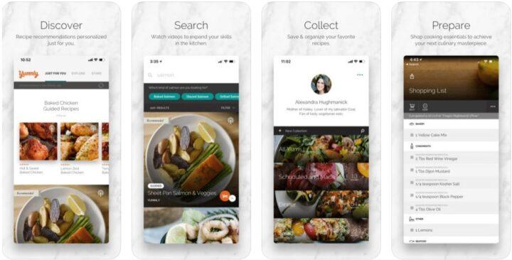 برامج تساعدك على تعلم الطبخ ووصفات الطعام الجديدة 3