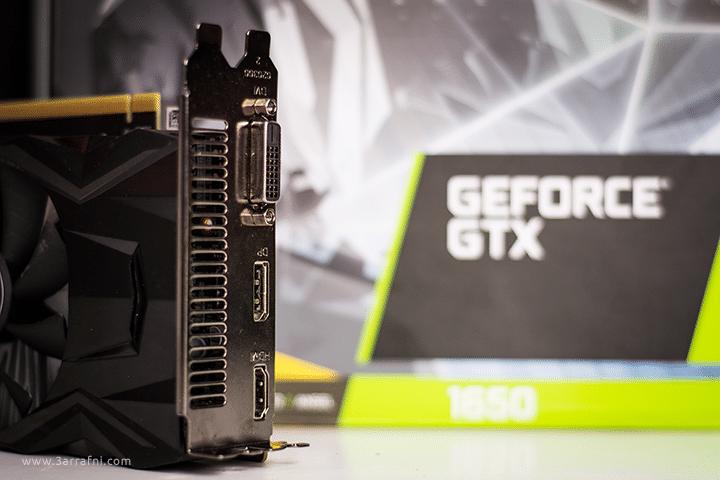 مراجعة كارت Zotac GeForce GTX 1650 الصغيرة ذات الأداء المذهل 2
