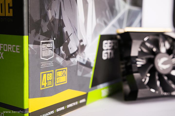 مراجعة كارت Zotac GeForce GTX 1650 الصغيرة ذات الأداء المذهل 3