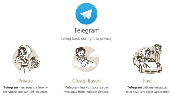 Telegram يُعد من افضل و اكثر تطبيقات المحادثات اماناً. لماذا ؟ 4