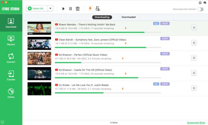 أفضل طريقة لتحميل قوائم التشغيل من يوتيوب إلى هاتفك الذكي! 5
