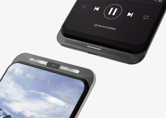 هاتف ZenFone 6 من أسوس يظهر في فيديو وهو ينزلق في إتجاهين مختلفين 1