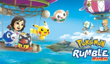 الإعلان رسمياً عن لعبة Pokemon Rumble Rush للأندرويد 4