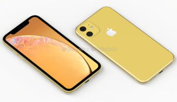 ألوان iPhone 11R ستكون مختلفة عن XR وجديدة 2