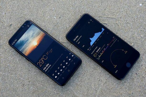 افضل تطبيقات الطقس لهواتف الـAndroid لعام 2019 5