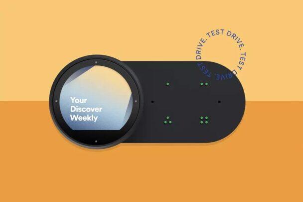 شركة Spotify تبدأ إختباراتها لأول جهاز ذكي يتصل بالسيارات 1