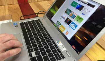 كيف تثبت تطبيقات لينكس على نظام Chrome OS