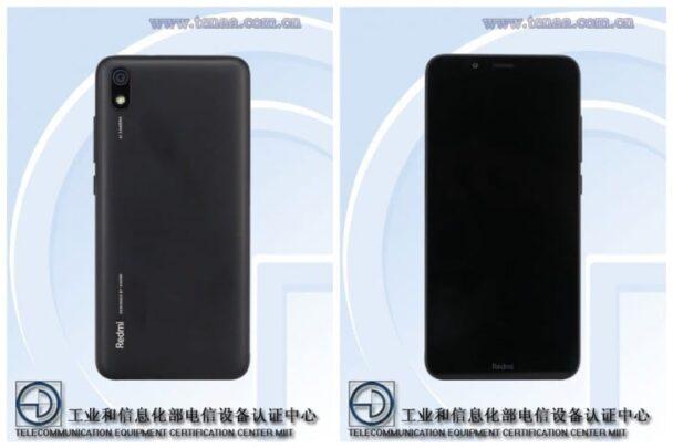 تسريب هاتف Redmi 7A في الفئة المنخفضة من الهواتف 1