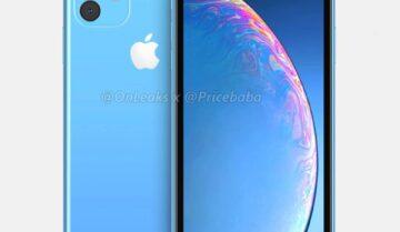 صور iPhone XR 2019 تظهر كاميرا خلفية ثنائية مربعة ! 4