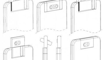 أوبو تعمل على تقنية جديدة لتخبأة الكاميرا الأمامية تضم كاميرتين 4