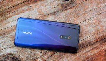 هاتف Realme X يحصل على أول صور رسمية 6