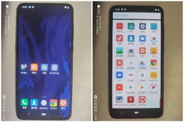 هاتف شاومي الرائد سيأتي بمعالج Snapdragon 855 ودعم Android Q 2