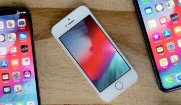 تحديث IOS 13 لن يصل إلى هواتف أيفون 66plus و SE 6