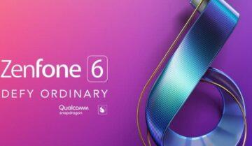 تأكيد مواصفات ZenFone 6 الرائد الجديد من أسوس 1