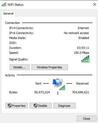كيفية زيادة سرعة الإنترنت الخاص بك بطرق مجربة و فعالة على Windows 10 7