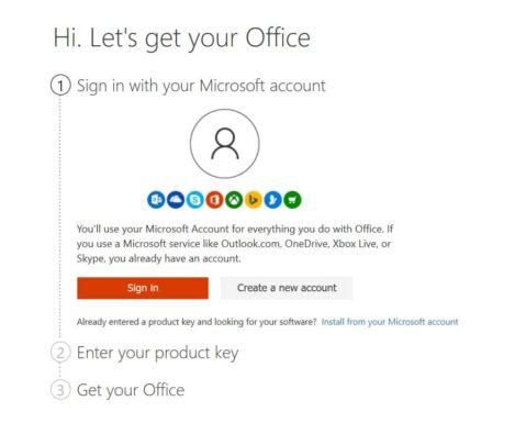 قم بترقية office 365 لتستطيع استخدامه على عدة اجهزة في نفس الوقت 2