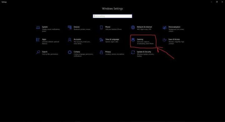 كيفية تفعيل وضع الألعاب Game Mode على Windows 10 3