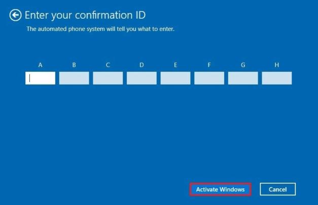كيفية نقل تفعيل Windows 10 من جهاز لآخر بكل سهولة 10