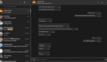 كيف تحصل على Dark Mode في واتس آب على الكومبيوتر